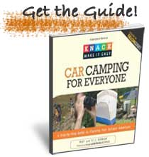 Car Camping Guide for Beginners