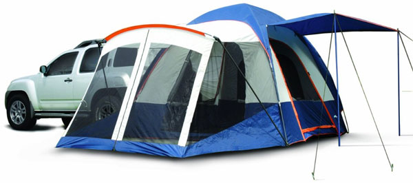 Sports SV with Screen Room  sc 1 st  Go Car C&ing & Best Truck u0026 Car Camping Tents?